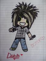 Dahvie From BOTDF :3 by Aesdala
