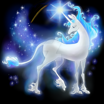 The last Unicorn by Pulce-Scorbutica