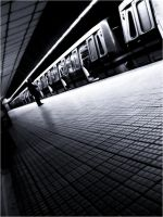 Subway by UnkleBF