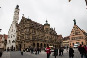 RothenBurg OdT - Townhall by ChristopherMarx