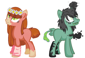 Pony auction adopts -Open- by Olivvin-Adopts