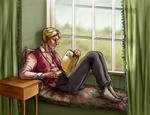 The Window Seat by oingy-boingy