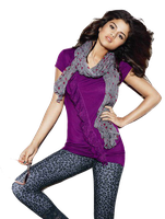 PNG Selena GOmez by RosiiEditions
