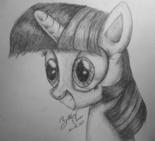 MLP- Twilight Sparkle by BrittanyAnnxOx