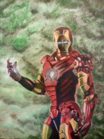 Ironman by majorstephen52