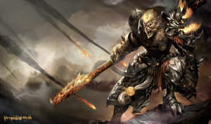 Chinese General Wukong Wallpaper by dreaming-myth