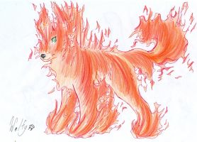 Llo in second form by Leilanse