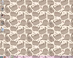Everyday Cute Pusheen by RydiaValentine