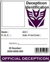 Decepticon ID by Formers-Girl