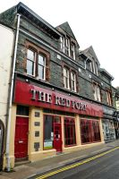 The Red Fort, Keswick by wildplaces