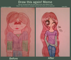 Before and After by LissieDollx3