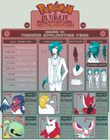 UBF Trainer Application by DoctorCake