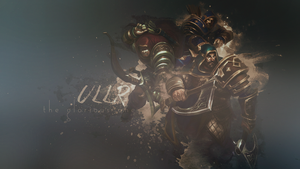 SMITE - Ullr, The Glorious One by Shlickcunny