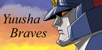 Yuusha Braves Logo by Laserbot