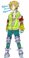 The most ridiculous design that I ever created by kito-sama