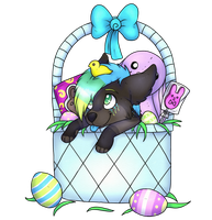 Easter Basket .:bieIIe:. by Spoopi