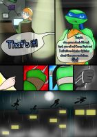 Bloodteaser - TMNT Comic Chapter 2 Page27 by LadyCreative