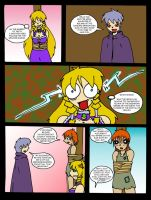 Fantasy Problem: Paths 3 by CrazyCowProductions