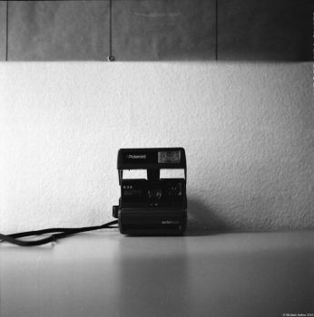 Rollei 15 - Ilford - Polaroid 600 by Picture-Bandit