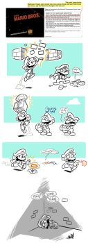 Why Mario, WHY? by AndrewDickman