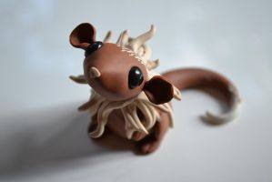 Little Eevee mouse by Lighane