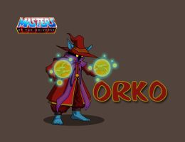 Orko redesign by shubcthulhu