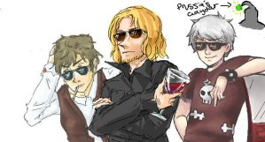 APH Bad Touch Trio Hell yes by Owyn-Sama