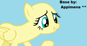 MLP Base Its so adorable by Appimena