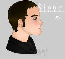 Another one Steve pic by Alchemist-Hoshi