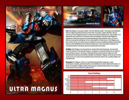 Ultra Magnus by CitizenPayne