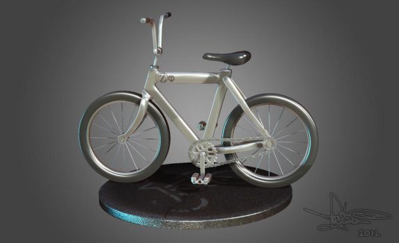 Zbrush Bike by TheZakMan