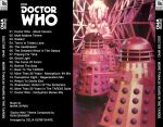 More Than 30 Years In The TARDIS CD Back Cover by Cotterill23