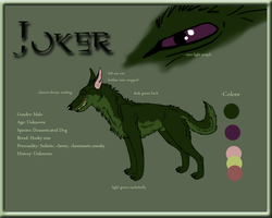 Joker Ref by ThisDyingDog