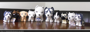 .: Ginga Plush Collection - 2014 :. by BeachBumDunkin