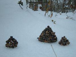 Igloos by Pentecost