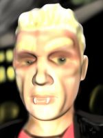 Spike from Buffy the Vampire Slayer by Number1Exile