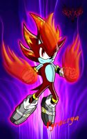 Pyrocrya Sonic - Fire Power by Chase-TH