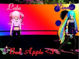 Bad Apple includes downloads by dancerbabyangel