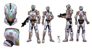 Trinity Troops Modelsheet Colors by Ross-A-Campbell