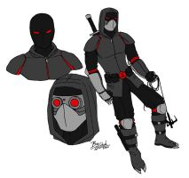 Foot Ninja by bryesque