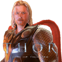 Thor: God of Thunder Dock Icon by Rich246