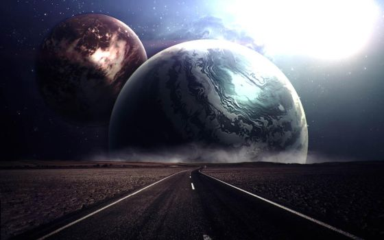 Universe Photomanipulation by 1Boompje
