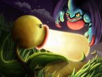Bellsprout vs. Toxicroak by JarrettOnions