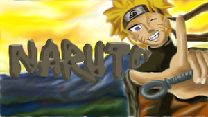 NARUTO by scayne