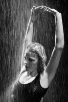 dancing in the rain... by LSPhoto