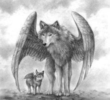 Wolfs have Wings by Wolfandbaltolover16
