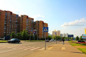 Moscow spring streets 2012 by amirajuli