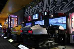 Ferrari Lover's Ultimate Arcade by KyleAndTheClassics