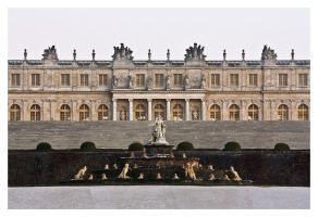 3804 - Castle of Versailles by Jay-Co