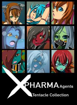 X-Pharma Tentacle collection by D-Xross